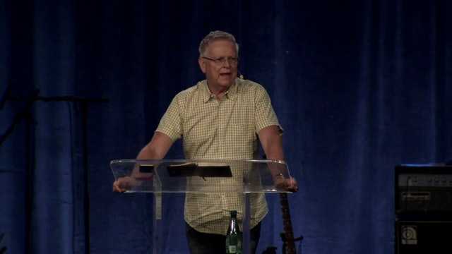 Coming Upon You With Power - Randy Clark - Cultivate Revival Orlando