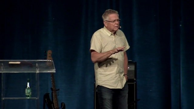 More Than a Blessing, A Commissioning - Randy Clark - Cultivate Revival Orlando