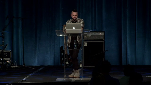 Don't Just Ride the Wave, Be a Wave - Justin Allen - Cultivate Revival Orlando
