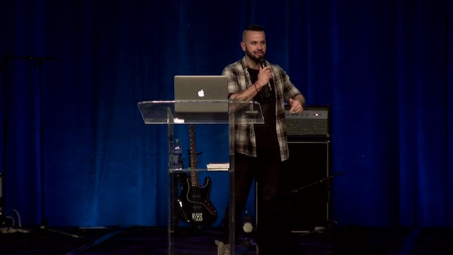 Hope, The Missing Link to Glory - Justin Allen - Cultivate Revival Orlando