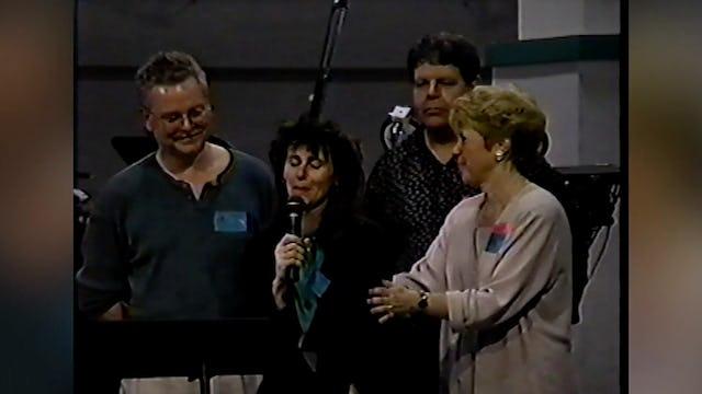 Randy & DeAnne Clark in Toronto 1995