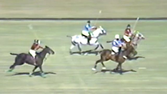 1984 Retama Cup - Retama vs Santa Clara