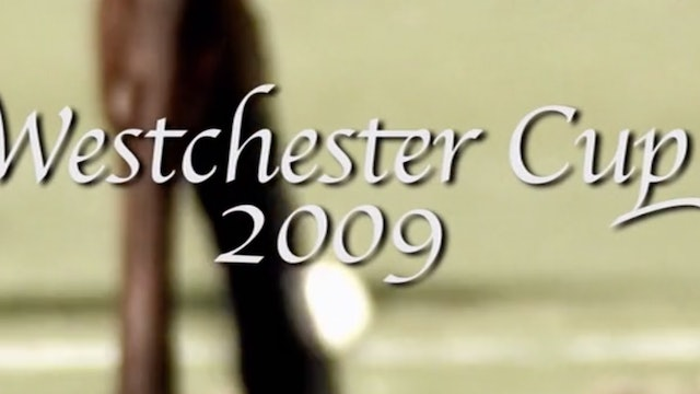 2009 Westchester Cup - Broadcast