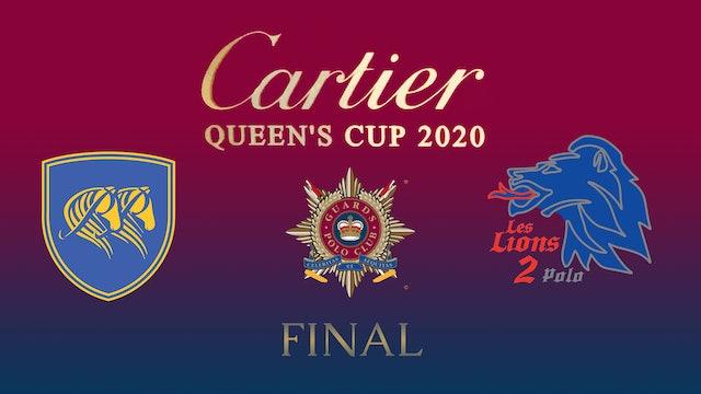 2020 Queens Cup Final