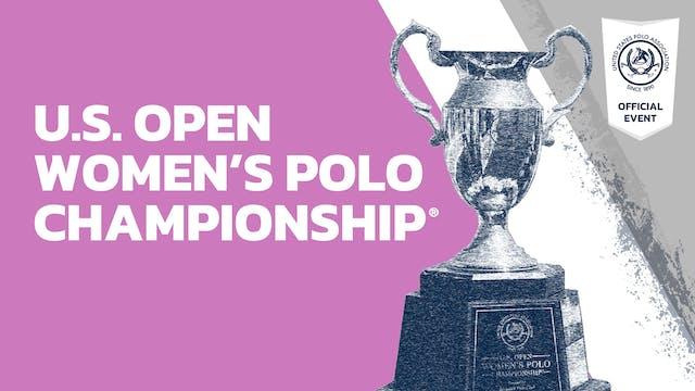 2019 U.S. Open Women's Polo Champions...
