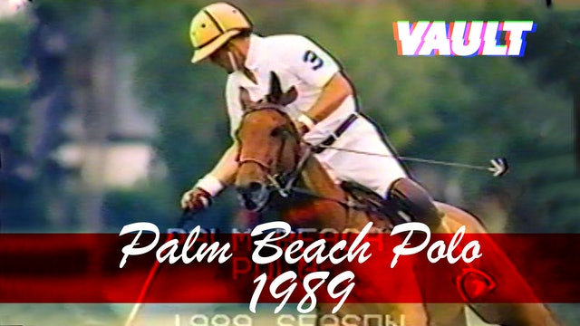 1989 $100,000 World Cup at Palm Beach Polo & Country Club