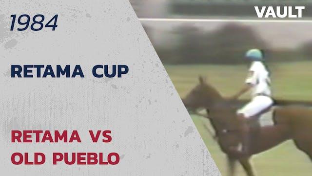 1984 Retama Cup - Retama vs Old Pueblo