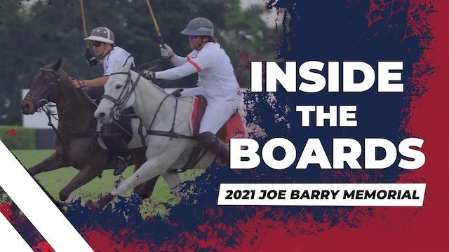 2021 Joe Barry Memorial