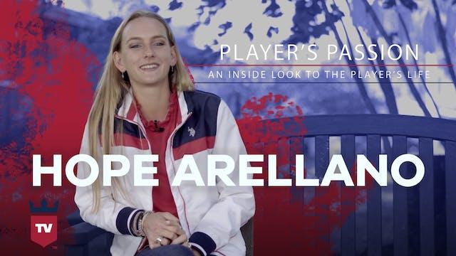 Player Profiles: Hope Arellano
