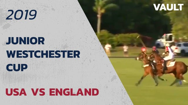 2019 Junior Westchester Cup