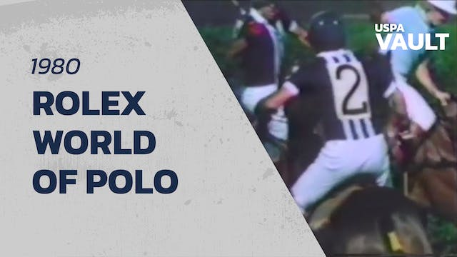 1980 Rolex World of Polo