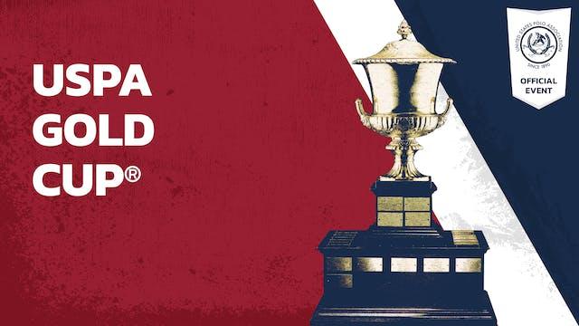 2019 USPA GOLD CUP®️ - Coca Cola vs S...