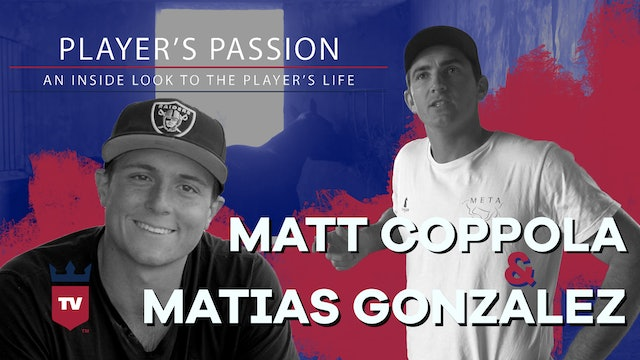 Player Profiles: Matt Coppola & Colo Gonzalez
