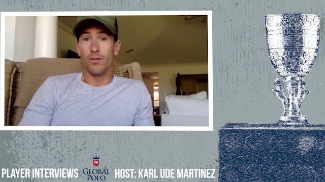 US Open Winners Interview - Nic Roldan