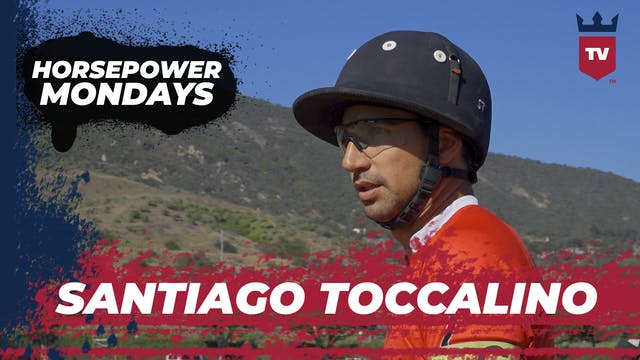 Horsepower: Santiago Toccalino