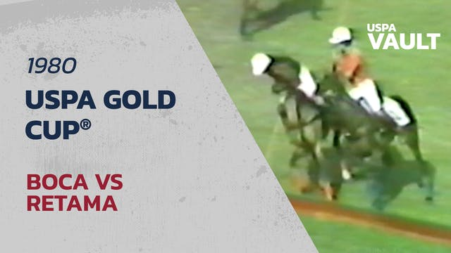 1980 USPA Gold Cup®️