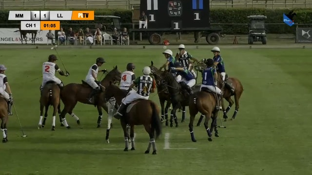 Semifinal II - Marquard Media vs Les Lions Panarea