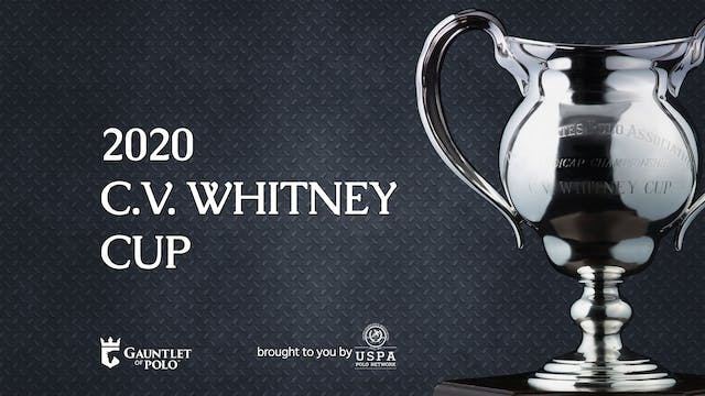 2020 - C.V. Whitney Cup - Bracket I -...