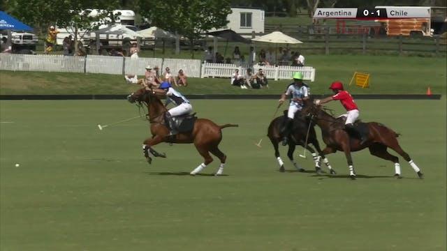 Argentina vs Chile (Full Match)