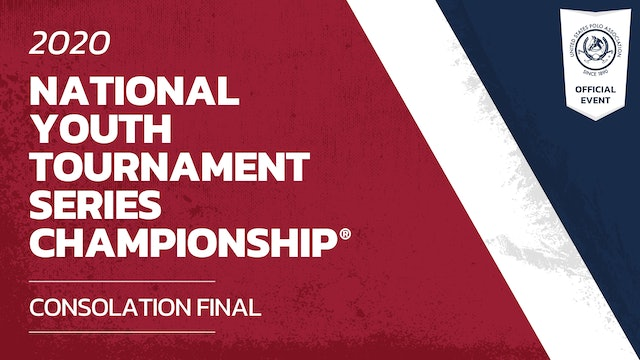 2020 - National Youth Series Champ - Consolation Final - Western vs Central