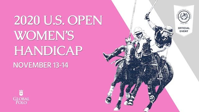 2020 - US Open Women's Championship - Final - Villa Ecleto vs Aspen Snow
