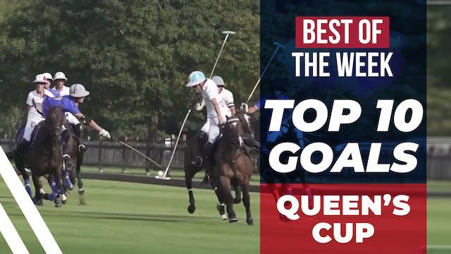 Top 10 Goals 2020 Queen's Cup
