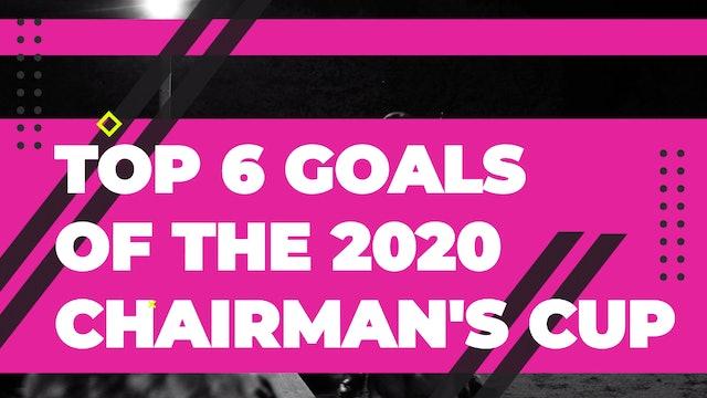 2020 Chairman's Cup Final - Top Goals