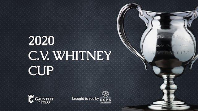 2020 - C.V. Whitney Cup - Bracket V/...