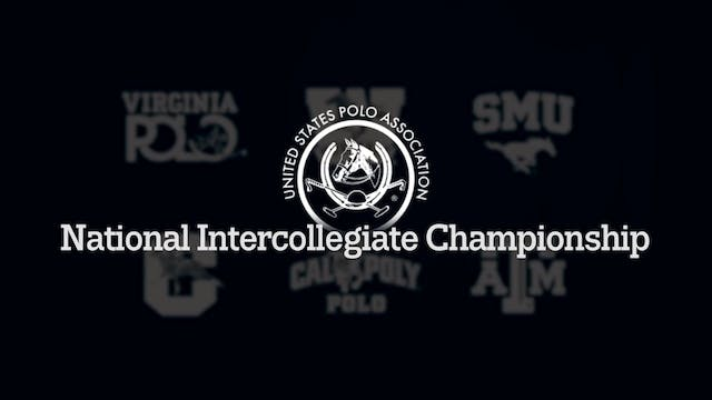 2018 National Intercollegiate Champio...
