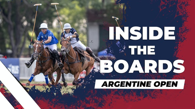 Inside The Boards: 2020 Argentine Open