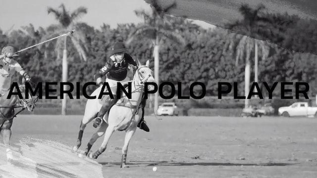 Jeff Hall - American Polo Player