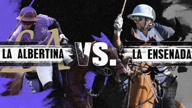 La Ensenada vs La Albertina