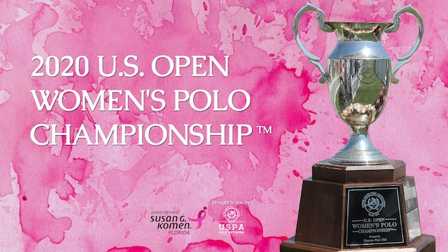 2020 - US Open Women's Championship -...