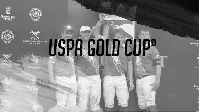 Stories: USPA Gold Cup®