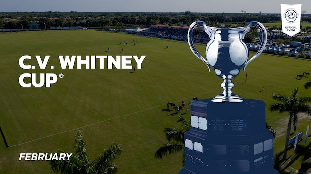 C.V. Whitney Cup®