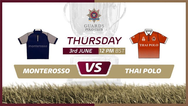 Monterosso vs Thai Polo NP