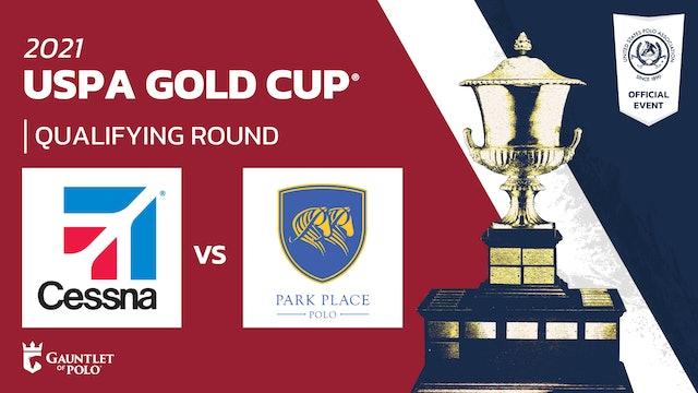 2021 USPA Gold Cup® - Cessna vs. Park Place