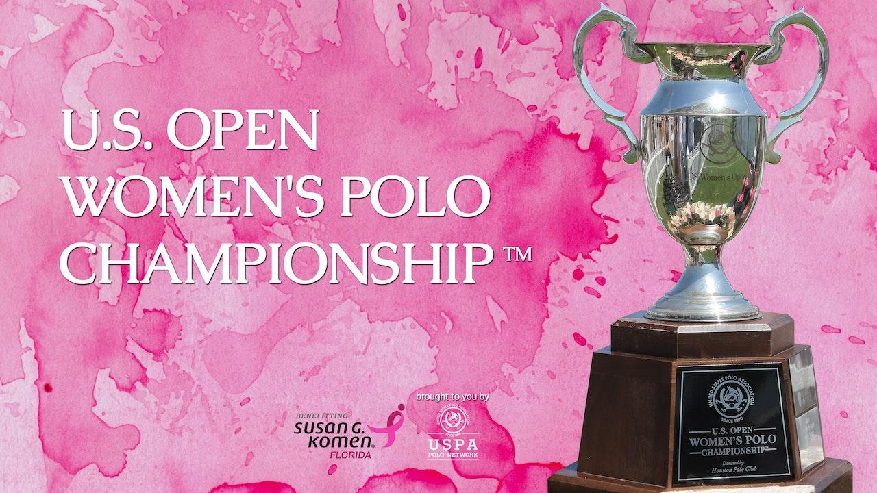 U.S. Open Women's Polo Championship™