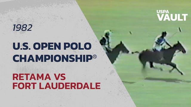 1982 U.S Open Polo Championship