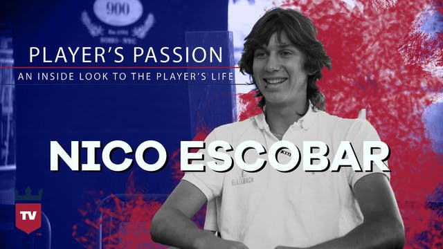 Player Profiles: Nico Escobar