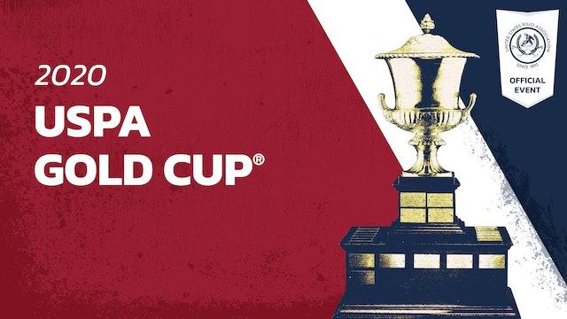 2020 - USPA Gold Cup® - Semifinal #2 - La Indiana vs Pilot
