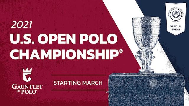 2021 U.S. Open Polo Championship®