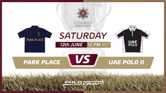 Park Place vs UAE Polo Team II