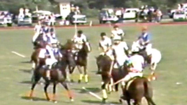 1986 Cartier International - Final