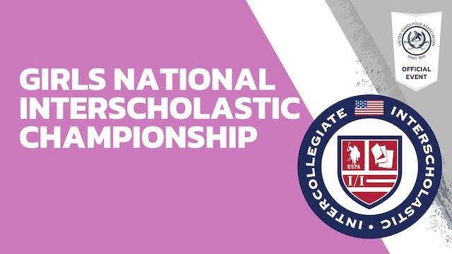 Girls National Interscholastic Championship