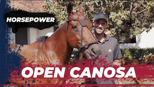 Open Canosa - Facundo Pieres