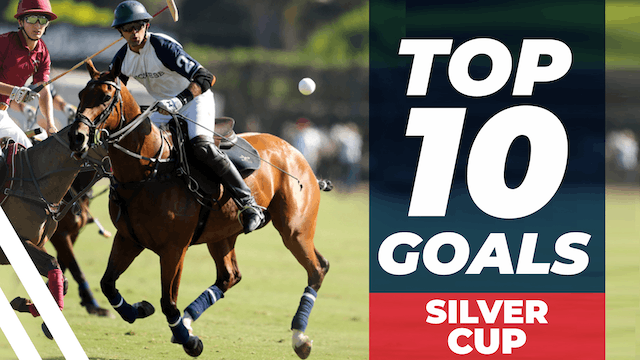 Top 10 Goals - 2020 Silver Cup