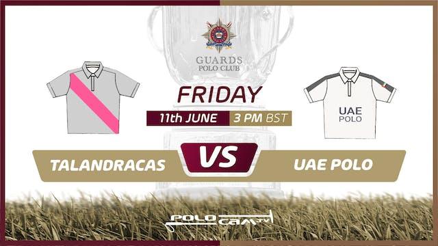 Talandracas vs UAE Polo Team