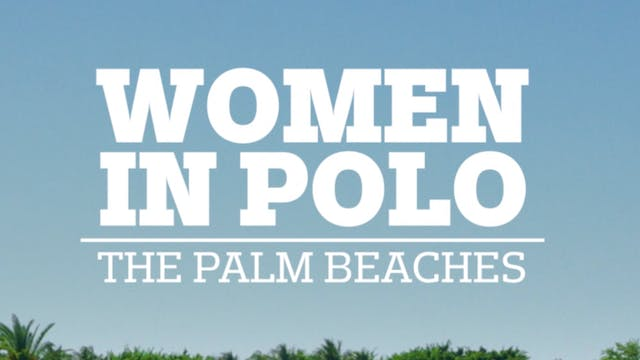 Women in Polo