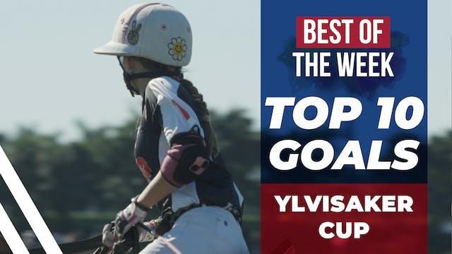Top 10 Goals - 2020 Ylvisaker Cup